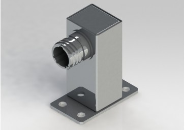 Unidirectional D38999 Connector Non-Latching Velocity Switch Assembly