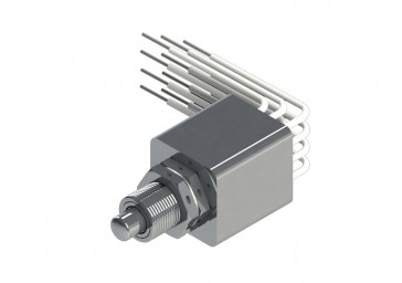 Wire Leads 4PDT Limit Switch Square